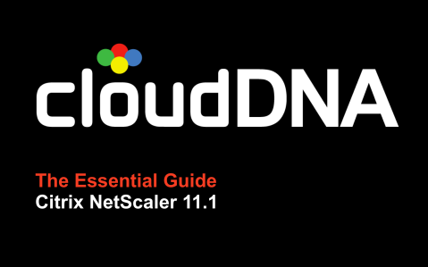 cloudDNA Essential Guide to Citrix NetScaler 11.1